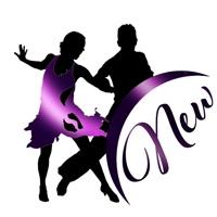 Логотип New Dance/ Хастл/ Парные танцы в Казани