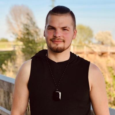 Владимир, 21, Liepaja