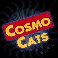 Логотип COSMOCATS