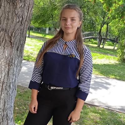 Катя Скворцова