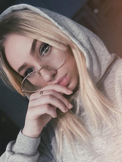 Стася Волкова