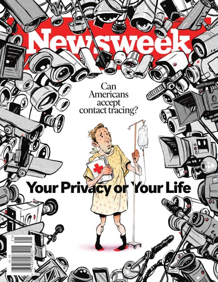Newsweek USA - May 22  2020