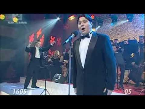 Triumfo arka I Mindaugas Rojus atliko Žermono ariją iš G. Verdi Traviata