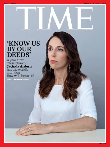 2020-03-02 Time Magazine International Edition