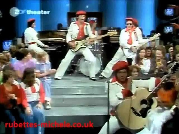 Rubettes Sugar Baby Love Then and Now