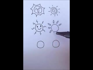 Учитесь рисовать для детей