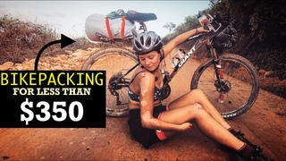Her FIRST Bikepacking Trip / Trans-Mexico 2000km Adventure Documentary