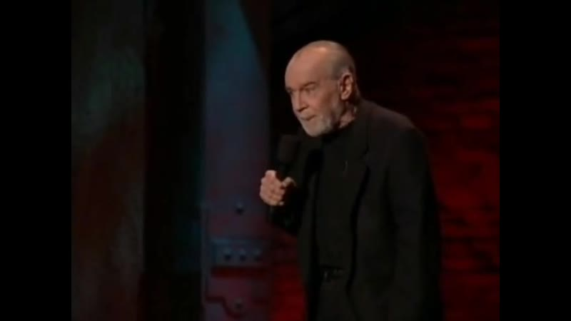 George Carlin - advertising and religious BS