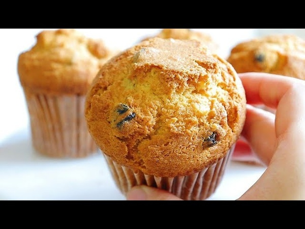 How to make delicious and moist blueberry muffins easy recipe