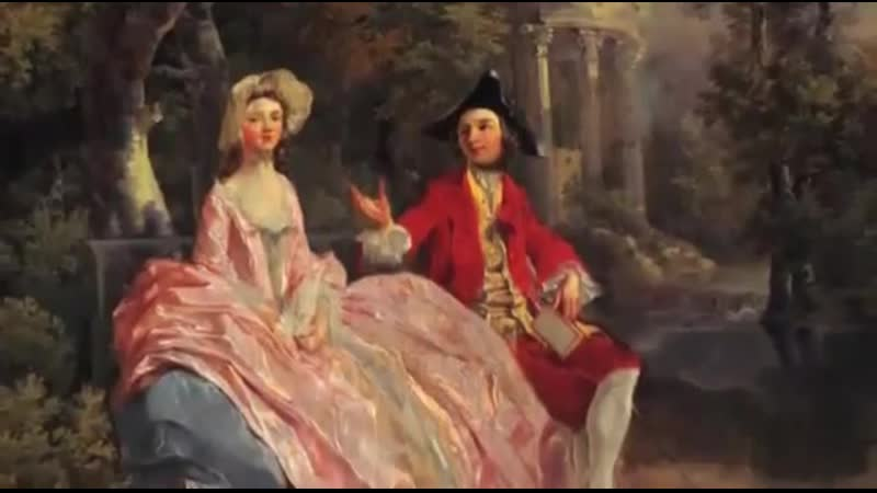 Сказки картинной галереи Томас Гейсборо 5 серия Уроки тетушки Совы