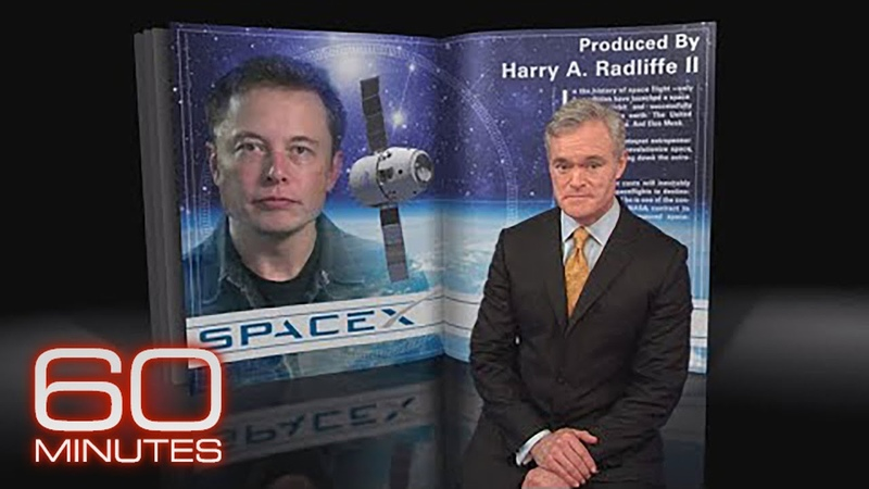 2012 SpaceX Elon Musk's race to space