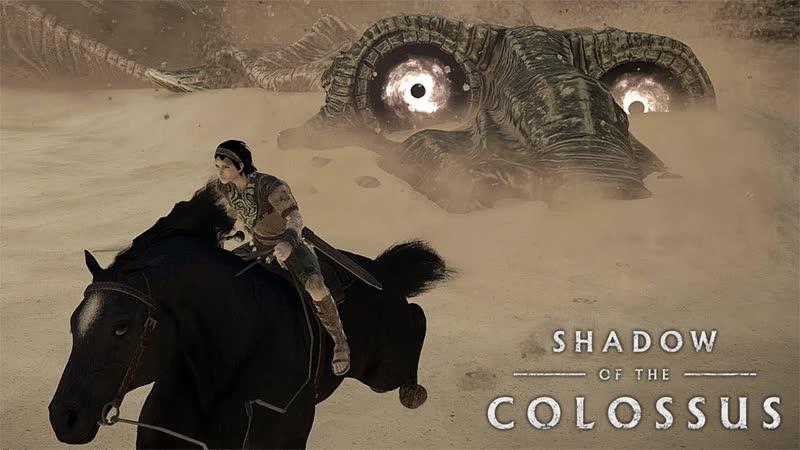Shadow of the Colossus PS4 5 ► ЗМЕЮКА ► Kuplinov Play 1080p