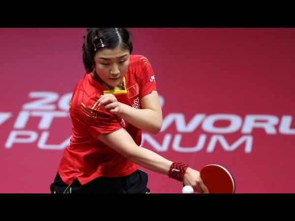 6 Minutes of Chen Meng Destroying These Top Players In Table Tennis 2020 HD