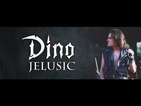 Dino Jelusick - Serpents kiss (Symphony x cover) feat Darko Dimovski Mario Tomaskovic