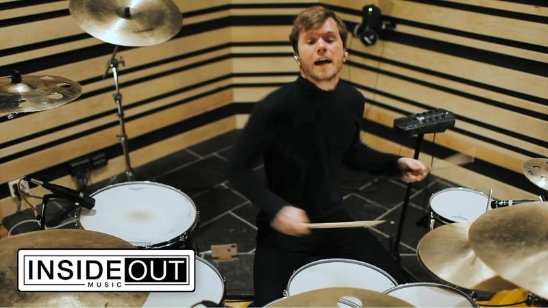 LEPROUS The Sky Is Red Drum Playthrough by Baard Kolstad