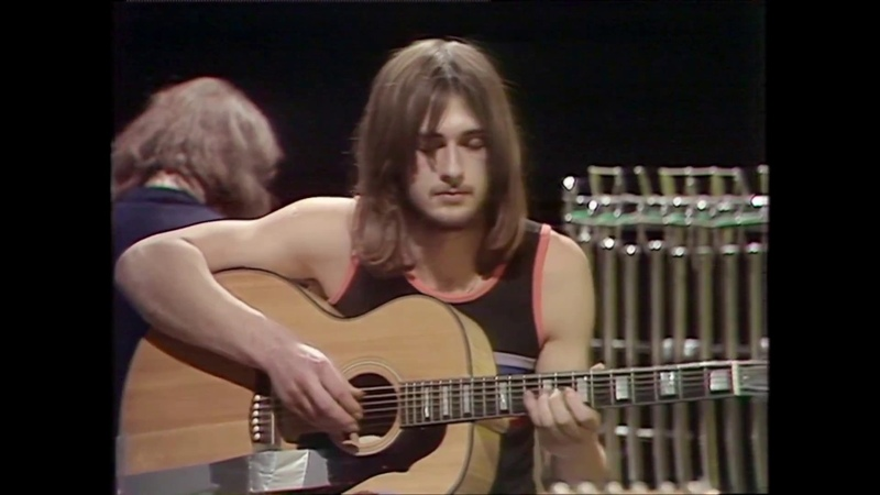 Mike Oldfield 'Tubular Bells' Live at the BBC 1973 HQ remastered