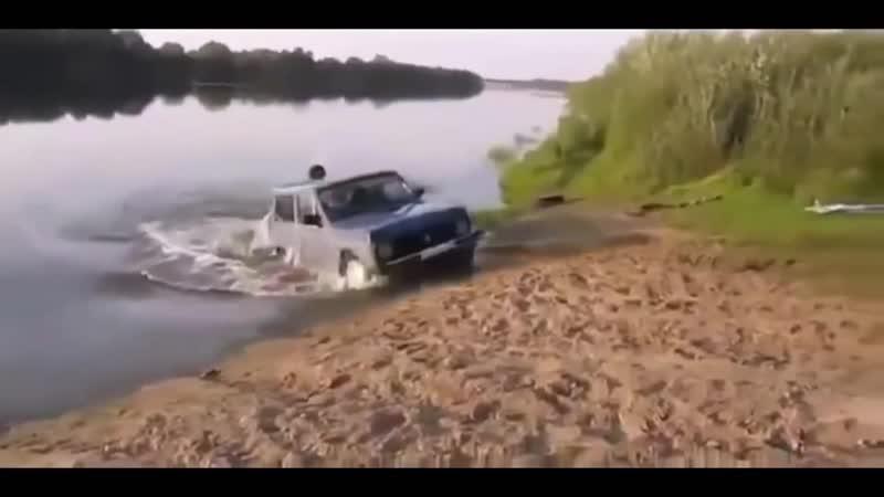 ВАЗье озеро Только там водятся такие особи 😄