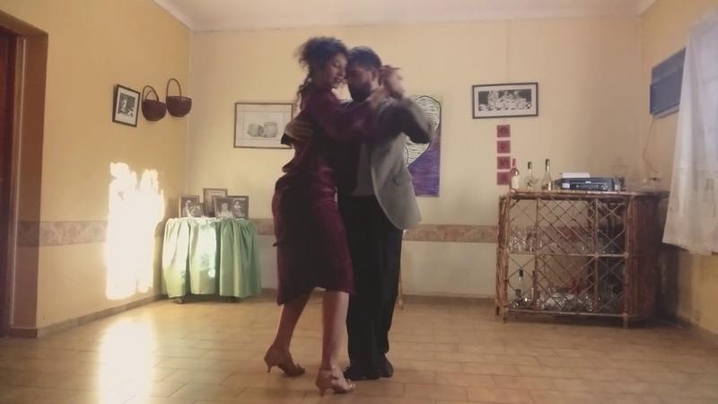 Танго Канженге tango canyengue López Mara oficial