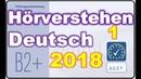 Modelltest (1) B2 Beruf Hörverstehen Deutsch Telc