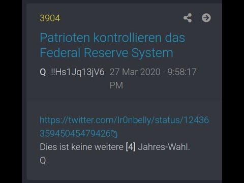 JFK jr und der Plan Q, was erwartet uns?