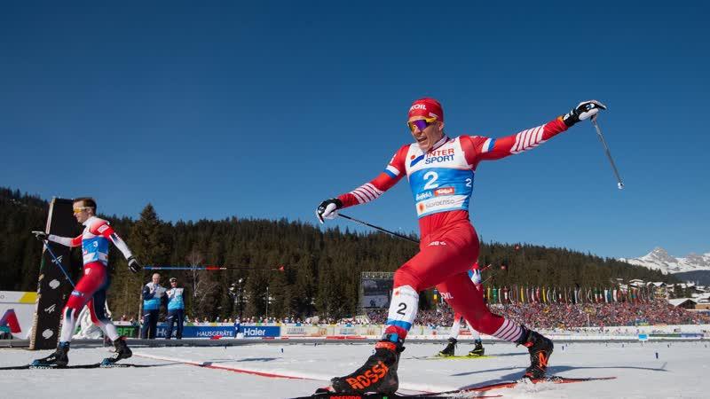 25 02 21 Лыжный спорт Чемпионат мира Лыжные гонки Спринт Трансляция из Германии