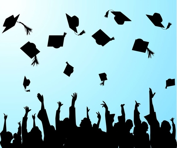 graduate silhouette images - HD1200×1000