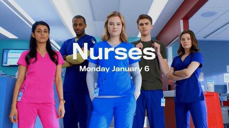 Global TV Nurses Season 1 Winter Promo 1 1080pᴴᴰ