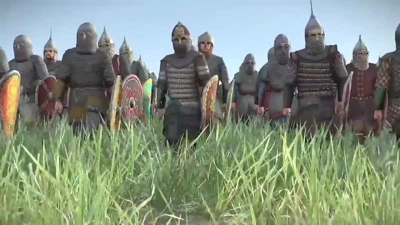 Ярга Мы идём на Царьград столица Византийской империи Песнь о Вещем Олеге древнерусском князе Новгородском 879 912г