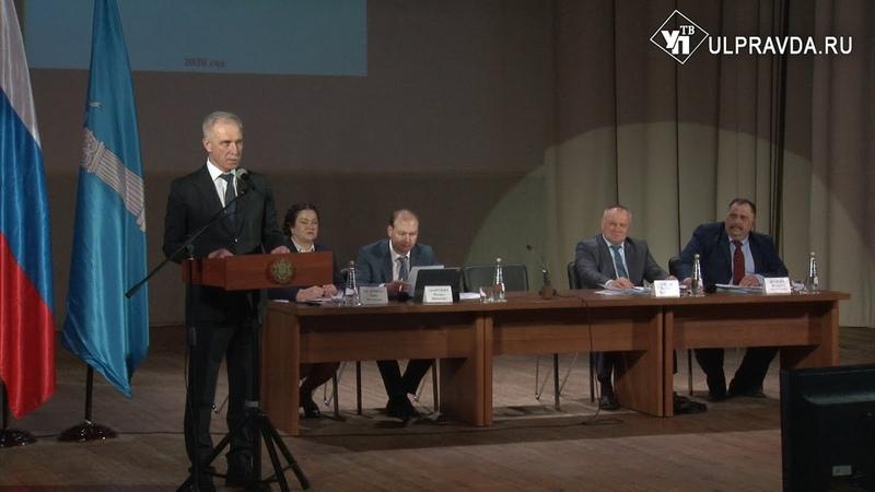 Профилактика в приоритете Ветеринары Ульяновской области наметили планы на год