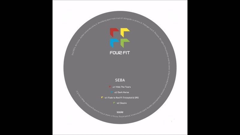 SOULR074 B1 Seba Tricky Kid feat DRS- Fade To Red