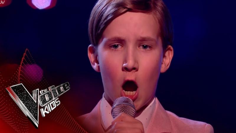 Yaroslav Performs La Donna E Mobile The Semi Final | The Voice Kids UK 2018