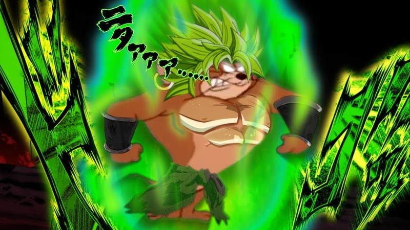 Dragon Bizzare Super Broly The Legendary Super Saiyan Tom Jerry