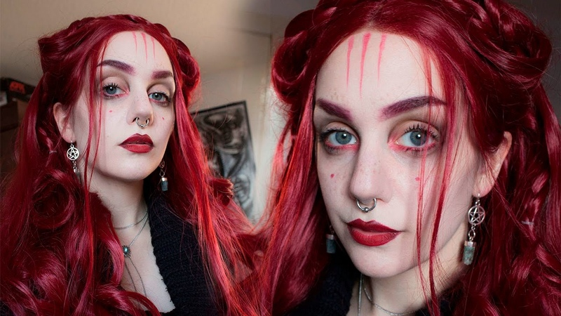 How to style a lace front wig - Donalovehair wig review | Manic Moth