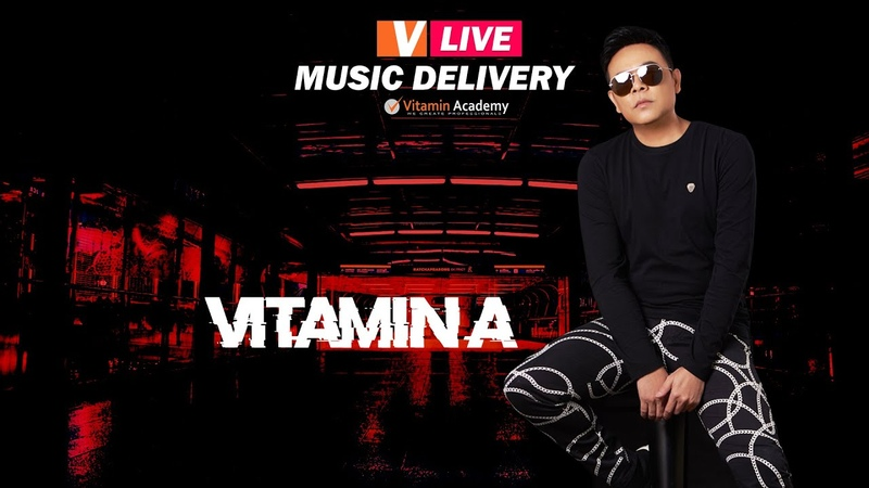 🔴 Vitamin A Techno PsyTrance LIVE on Music Delivery