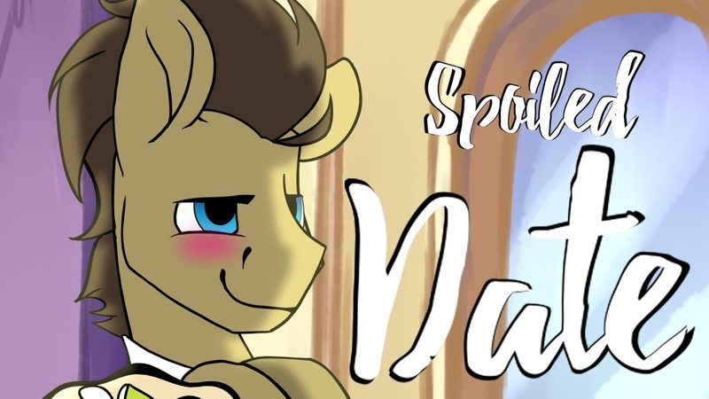 Spoiled date animation. The Other Pony