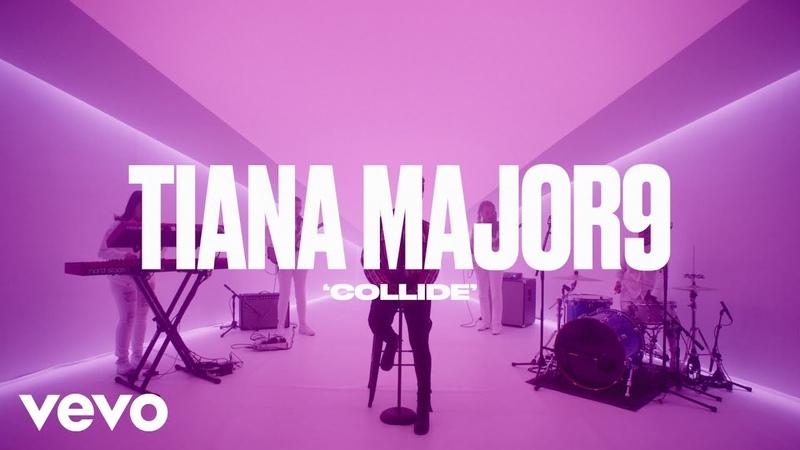 Tiana Major9 - Collide (Live) | Vevo DSCVR