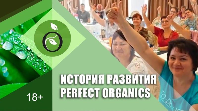 История развития Perfect Organics Дмитрий Высотков