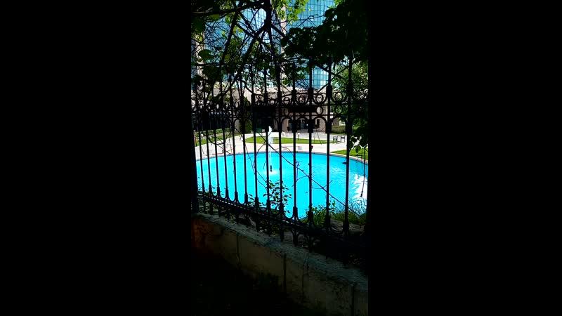 Анкара фонтан 2